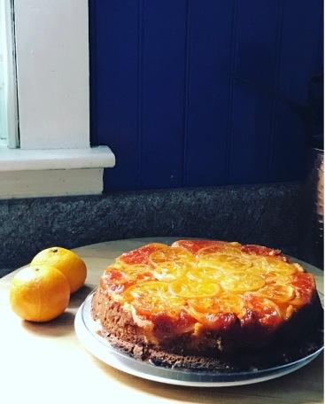 Ricotta Citrus Cake Big