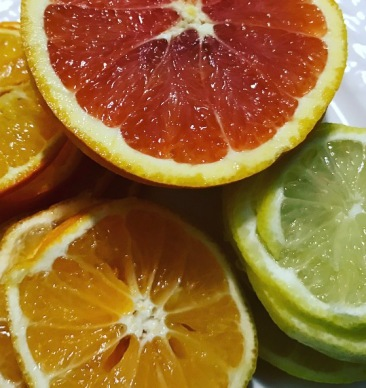Ricotta Citrus Cake Citrus